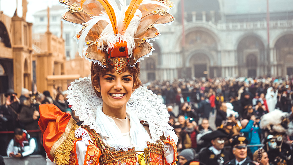 The Famous Carnival of Venice
